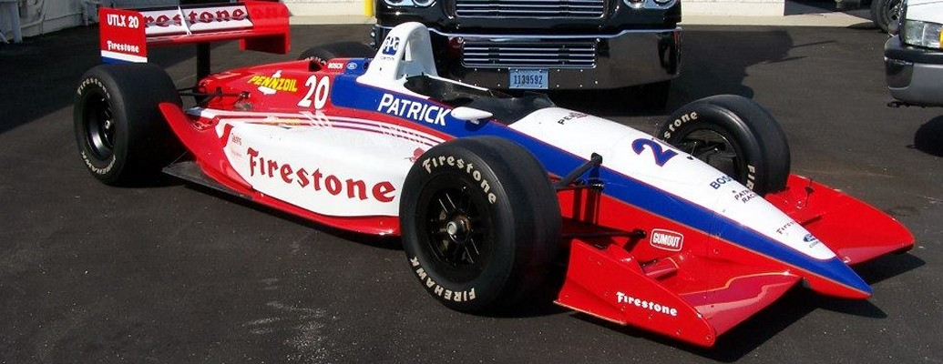 1995 Lola T9500 Michigan 500 winner