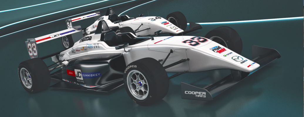 John Cummiskey Racing Looks to 2017 After USF2000 Schedule Reveal