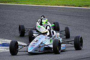 53-Michael-Scott-leads-Aaron-Marr-Pukekohe-Raceway-credit-Geoff-Ridder-2016