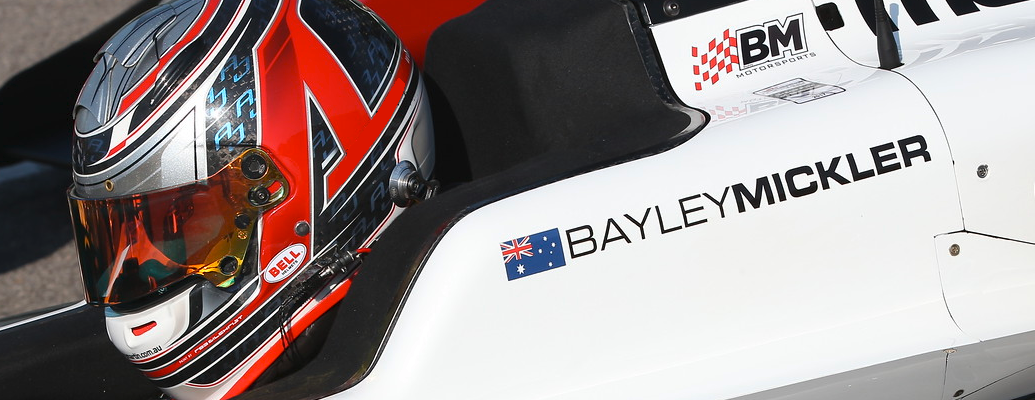 BAYLEY MICKLER TO DRIVE FOR JOHN CUMMISKEY RACING AT BARBER